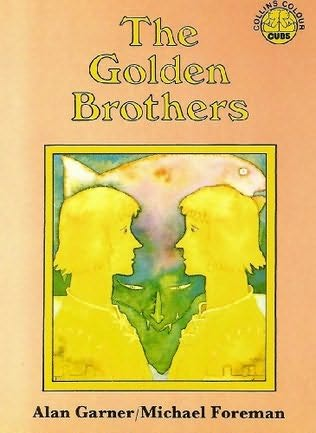 book cover of The Golden Brothers