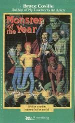 book cover of Monster of the Year