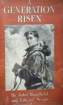 book cover of A Generation Risen