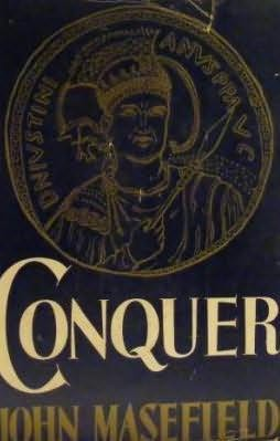 book cover of Conquer