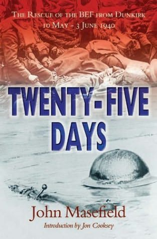 book cover of The Twenty-Five Days