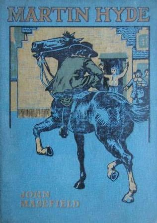 book cover of Martin Hyde