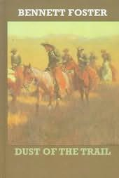 book cover of Dust of the Trail