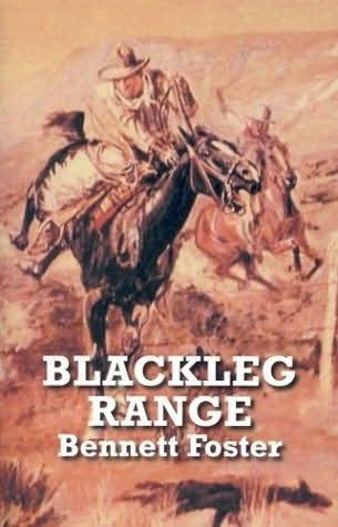 book cover of Blackleg Range