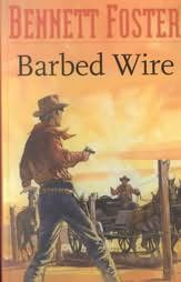 book cover of Barbed Wire