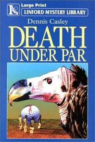book cover of Death Under Par