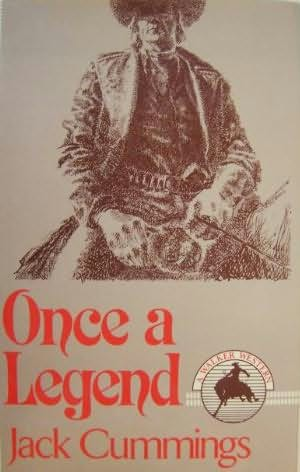 book cover of Once a Legend