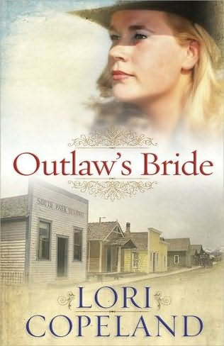 book cover of Outlaw\'s Bride