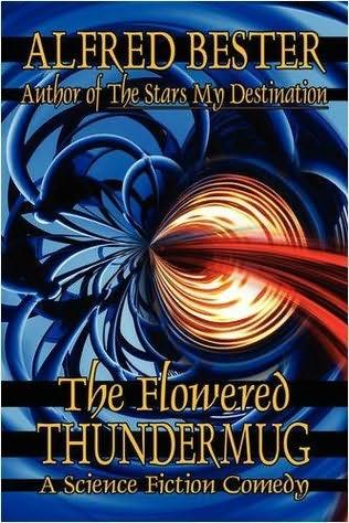 book cover of The Flowered Thundermug