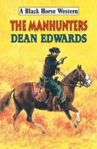 book cover of The Manhunters