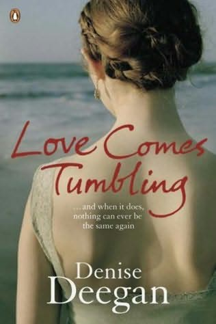 book cover of Love Comes Tumbling