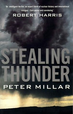 book cover of Stealing Thunder