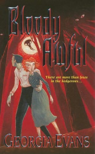 book cover of Bloody Awful