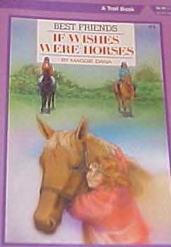 book cover of If Wishes Were Horses