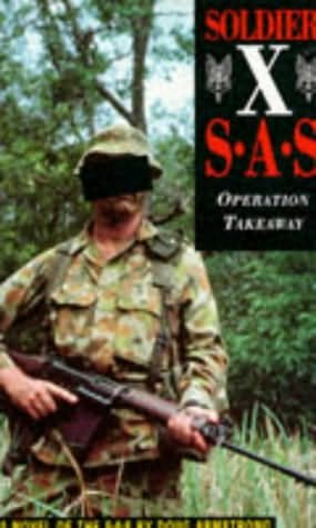 book cover of Soldier X: Operation Takeaway