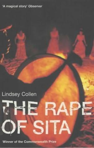 book cover of The Rape of Sita