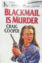 book cover of Blackmail Is Murder