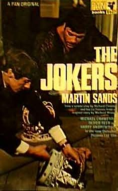 book cover of The Jokers