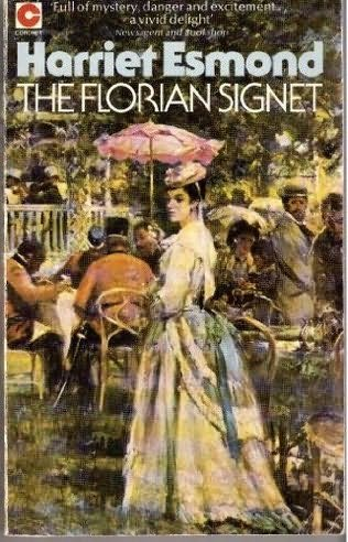 book cover of The Florian Signet