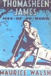 book cover of Thomasheen James - Man-of-no-work