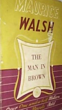 book cover of The Man in Brown