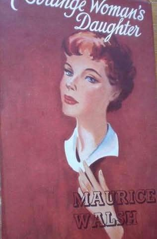 book cover of A Strange Woman\'s Daughter
