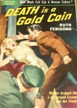 book cover of Death Is a Gold Coin