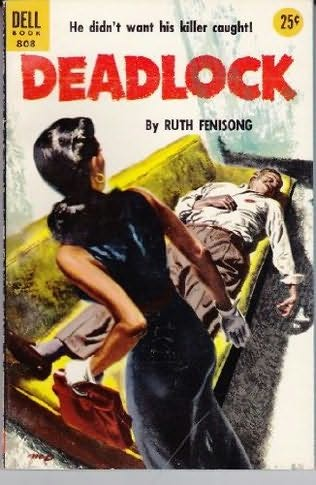book cover of Deadlock