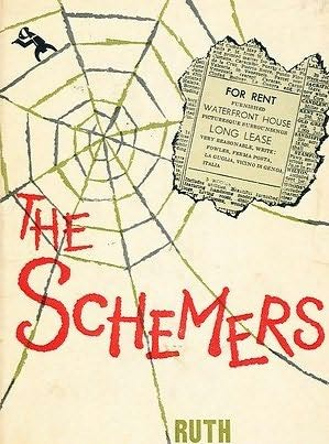 book cover of The Schemers