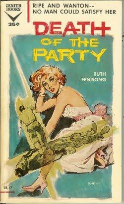 book cover of Death of the Party