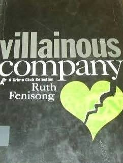 book cover of Villainous Company
