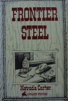 book cover of Frontier Steel