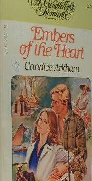 book cover of Embers Of The Heart