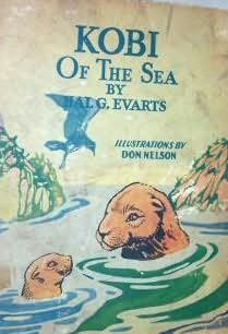 book cover of Kobi Of The Sea