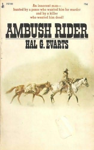 book cover of Ambush Rider