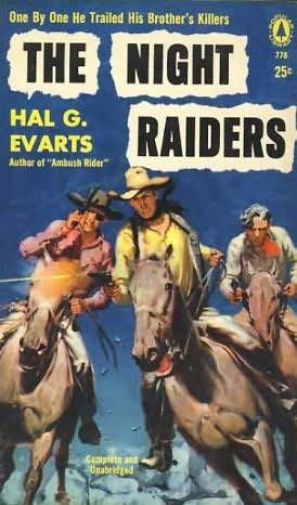 book cover of The Night Raiders