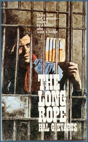 book cover of The Long Rope