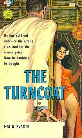 book cover of The Turn Coat