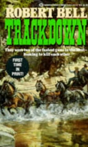book cover of Trackdown