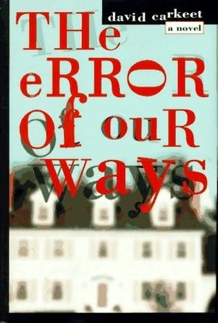 book cover of The Error of Our Ways