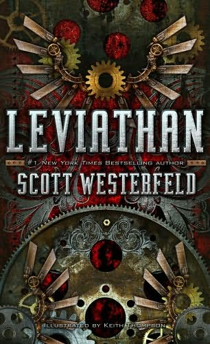 book cover of  Leviathan   (Leviathan, book 1) by Scott Westerfeld