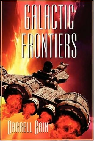 book cover of Galactic Frontiers