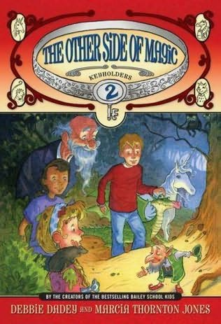 book cover of The Other Side of Magic