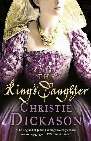 book cover of The King\'s Daughter