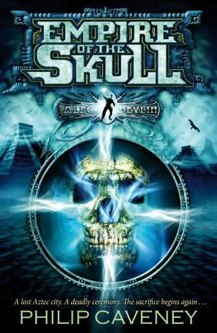 book cover of Empire of the Skull