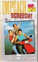 book cover of Impeach Screech!