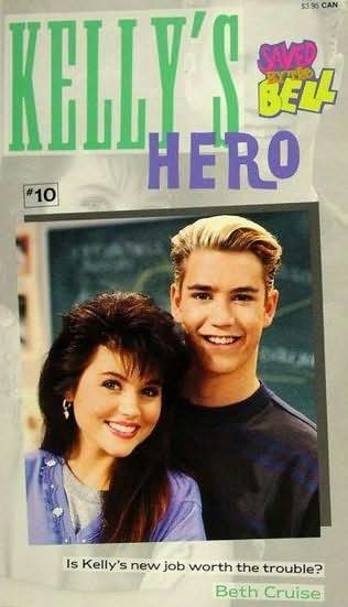 book cover of Kelly\'s Hero
