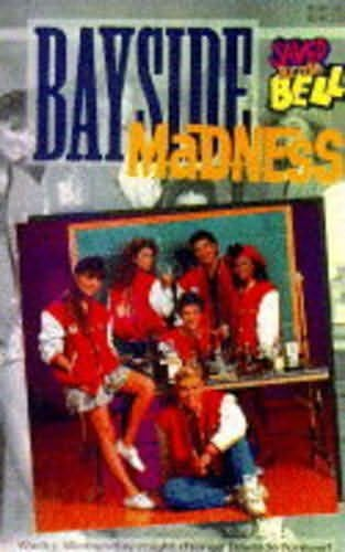 book cover of Bayside Madness