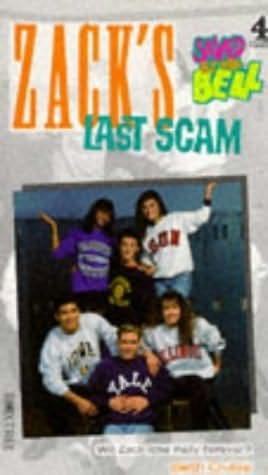 book cover of Zack\'s Last Scam