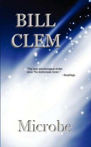 book cover of Microbe